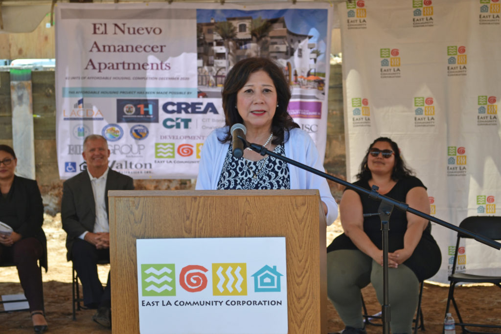 Housing for Homeless Veterans Breaking Ground in East LA - East LA  Community Corporation